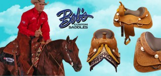 Bobs Custom Made Saddles