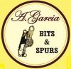 A. Garcia handmade Spurs & Bits