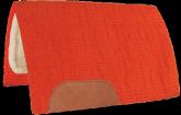 """""""Mustang"""" Solid Navajo Fleece Bottom Show Pad - 36"""" x 34"""""""
