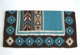 "S.M.E."" Show Blanket  New Zealand Wool"