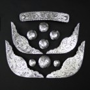 12 Piece Silver Set -