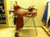 WILD WEST REINING SADDLE Custom Made Saddle