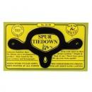 Spur tie down