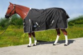 """TOUGH HORSE"" - Regen Winterdecke - 1680D - 300g filling"