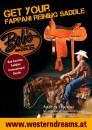 Bobs Andrea Fappani Reining Sattel aus US Reiner Magazin