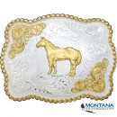 "Montana Buckle ""Horse"""