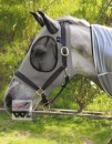 Prof. Choice COMFORT FIT FLYMASK GREY