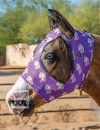 Prof. Choice COMFORT FIT FLYMASK UNICORN