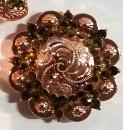 Concho- Rose bunt