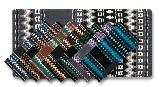 """Mayatex - """"Domino"""" 40x34 oversize"""