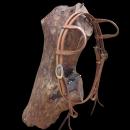 Kopfstück - Doppelohr - Sadesa Leder