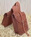 Saddle Bag aus Leder 2