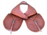 Saddle Bag aus Leder 1