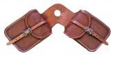 Saddle Bag aus Leder 3