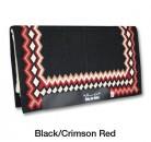 SHILLOH Pad - Black-Crimson