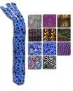 Sleezy Sleepwear- Print Lycra Tie Tail Bag
