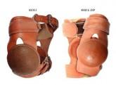 CLASSIC EQUINE LEDER SKID BOOT - Schnalle LSP-201