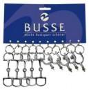 Schlüsselanhänger GEBISS/SPOREN