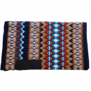 "Westerndreams Custom made Blanket ""Blue Moon"" 40x34"