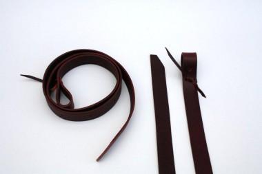 Latigo-Leder Tie-Strap