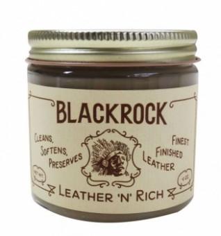 "Blackrock Leather ""N"" Rich 4oz / 118ml Leder Reiniger & Conditioner"