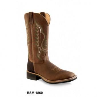 Old West Mens BSM 1860