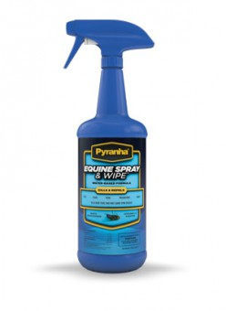 Equine Spray & Wipe™