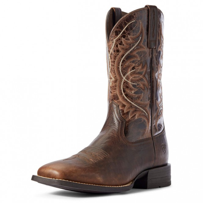 ARIAT Holder Western Boot Old Oak