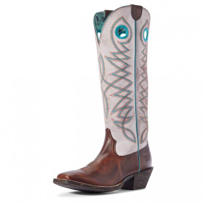 Ariat - Round Up Buckaroo Western Boot
