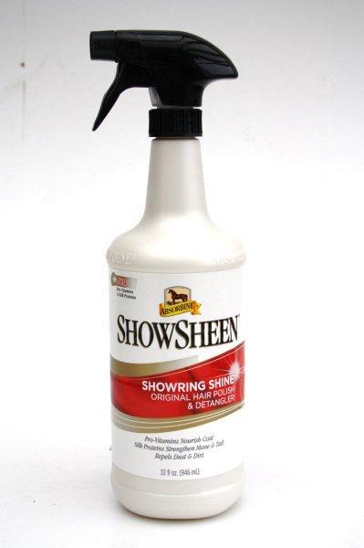 Absorbine Show Sheen Sprayer 946ml