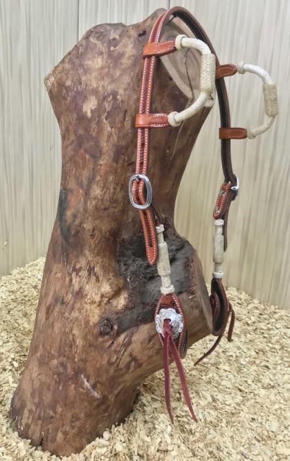 Buckaroo Braiding Kopfstück II