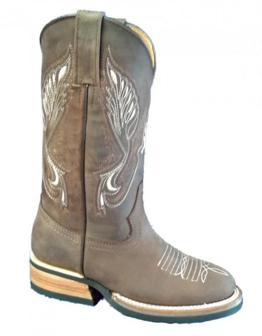 Bull's Eye Unisex Boots  2