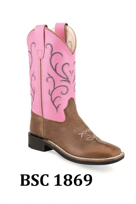 Western Boot children