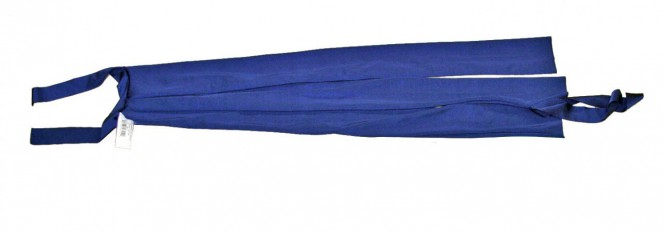 Sleezy Sleepwear- Solid Lycra 3 Tube Tail Bag