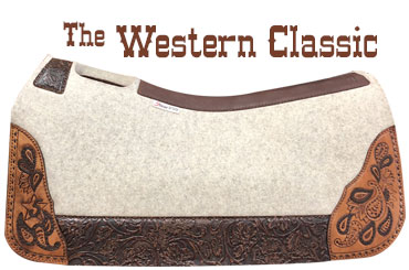 "5 Star ""The Western Classic""  Pad 30x30"