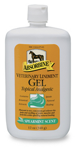 Absorbine Veterinary Liniment - GEL - 340 g Flasche