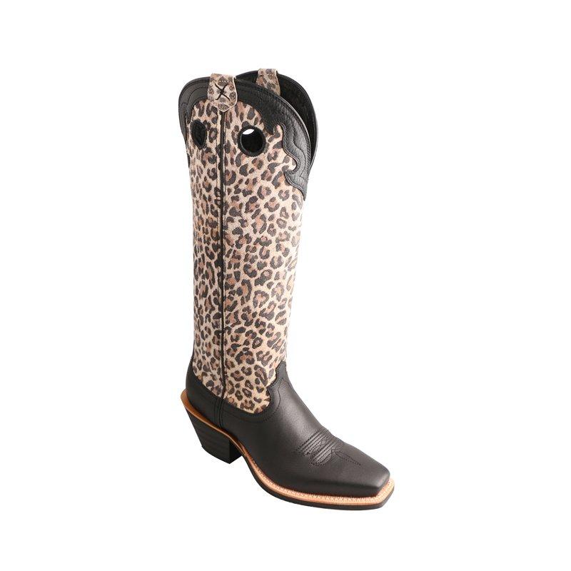Cowboystiefel Twisted X Women`s Buckaroo Leopard | Westerndreams